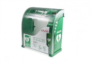 Szafka na AED AIVIA 320 (Indoor/Outdoor)