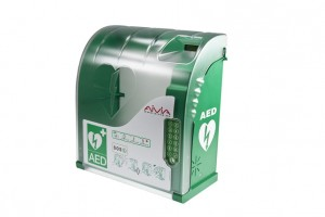 Szafka na AED AIVIA 330 (Indoor/Outdoor)