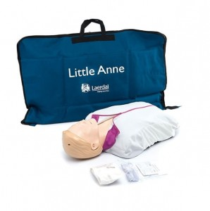 Fantom Laerdal Little Anne QCPR