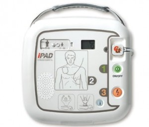 Defibrylator AED CU Medical Systems iPAD SP1