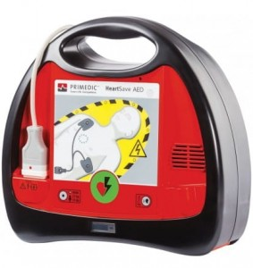 Defibrylator AED Primedic HeartSave AED
